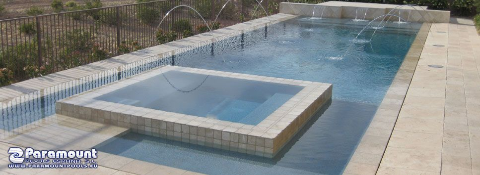 Piscina con Pool Valet